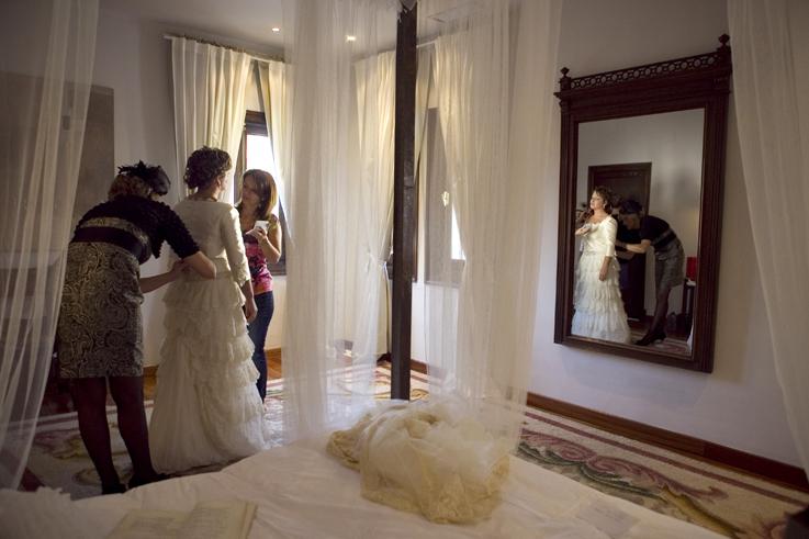 la habitación de la novia. | dadalacoyuntura